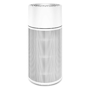 Blueair Blue Pure 411+ Air Purifier  - Best Air Purifier with Washable Filter: Unique Cylindrical Air Purifier