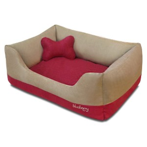 Blueberry Pet Bed or Bed Cover - Best Dog Beds for Small Dogs: Washable Dog Bed
