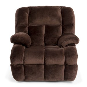 BOB Bob-O-Pedic - Best Recliners for Seniors: can be back upright easily