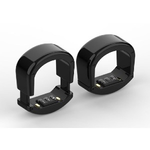 CPAP BodiMetrics CIRCUL Sleep & Fitness Ring Tracker  - Best Pulse Oximeter for Overnight Monitoring: Sweat and waterproof