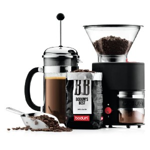 Bodum Chambord French Press Coffee Maker - Best Coffee Machine for Home: The Simplest and Ultimate Way of Brewing