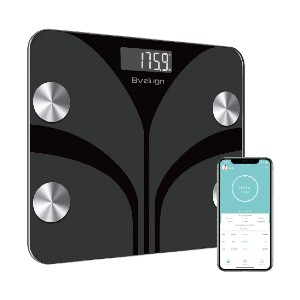 Bveiugn Smart Wireless Digital BMI Weight Scale - Best Weight Scale to Buy: It weighs your baby