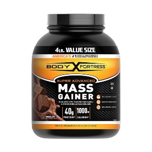 Body Fortress Super Advanced - Best Mass Gainer for Skinny Guys: Formulated to be the Ultimate Muscle Mass Builder