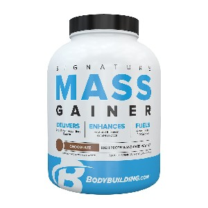 Bodybuilding.com Signature Mass Gainer - Best Mass Gainer Protein: High-Quality Protein Sources