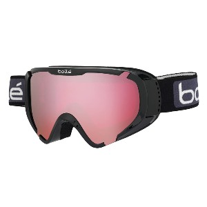 Bolle Explorer OTG Unisex Snow Goggle - Best Over Glasses Goggles: Flow Tech Venting System