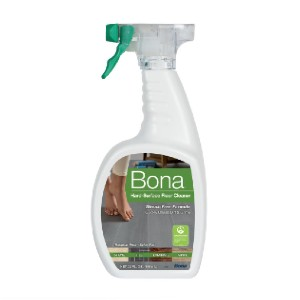 Bona Hard-Surface Floor Cleaner - Best Cleaning Solution for Vinyl Floors: Dries Fast and No Dulling Residue