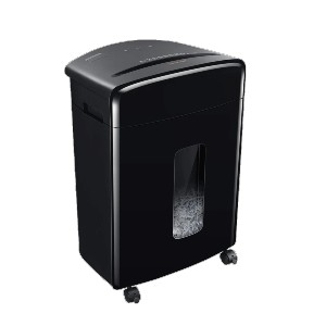 Bonsaii C222-A - Best Paper Shredders for Small Businesses: Touch Screen Control Panel for Easy Operation