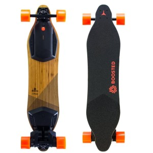 Boosted 2nd Gen Dual+ Standard Range Electric Skateboard - Best Electric Skateboard: Easy to Carry Skateboard