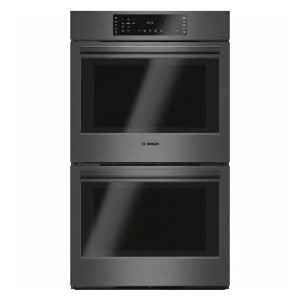 Bosch 800 Series 30 in. Double Electric Wall Oven - Best High End Wall Oven: 12 specialized cooking modes