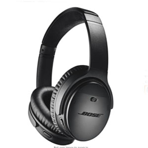 Bose QuietComfort 35 (Series II)  - Best Wireless Headphone: Headphone with Google Assistant button