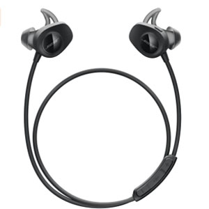Bose SoundSport Wireless Bluetooth Headphones - Best Wireless Headphone: Headphone for workouts