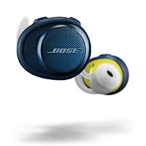 Bose SoundSport Free - Best True Wireless Earbuds for Gaming: Comfy for long game matches