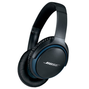 Bose SoundLink II Over-Ear Wireless Headphones with Mic - Best Wireless Headphone: Headphone with a microphone with HD Voice