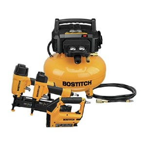 Bostitch BTFP3KIT - Best Air Compressors for Air Tools: For a range of home tasks