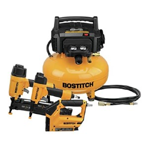 Bostitch BTFP3KIT - Best Air Compressors for Home Use: Great for home improvement
