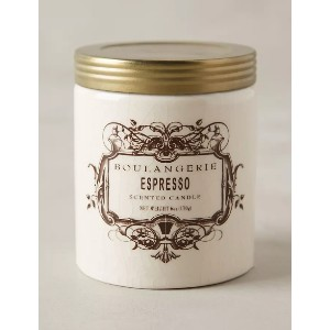 Boulangerie Espresso Scented Candle - Best Coffee Scented Candles: Natural Ingredients Scented Candle