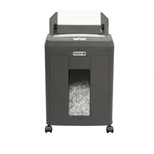 Boxis  Autoshred 90-Sheet - Best Paper Shredders for Small Businesses: Powerful Micro-Cut Shredder