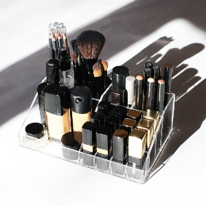 Boxy Girl Everything Stack - Best Makeup Storage: Storage with Non-Slip Surface Protectors