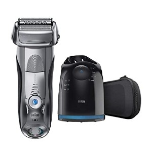 Braun Series 7 790cc  - Best Shaving Electric Razor for Sensitive Skin: Gives you a total control