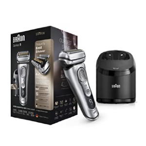 Braun Series 9 9370cc - Best Close Shaving Electric Razor: For difficult-to-reach areas