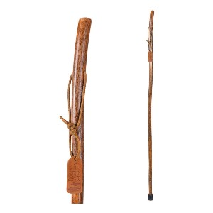 Brazos Wood Walking Stick  - Best Cane for Back Pain: For all terrains