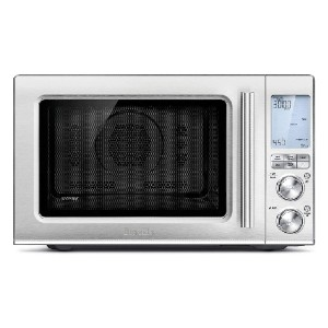 Breville Combi Wave 3-in-1 Convection Oven - Best Microwave Air Fryer Combo: Cleverly engineered