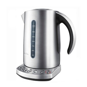 Breville the IQ Kettle 7-Cup Electric Kettle - Best Electric Tea Kettle: Electric Kettle with Warmer Feature