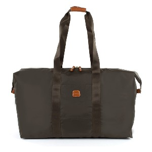 Bric's Folding Duffel - Best Packable Duffel Bags for Travel: Duffel Bag with Additional Bag