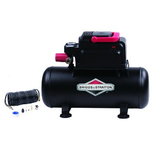 Briggs & Stratton 1000985 - Best Air Compressors for Home Use: Great for small jobs