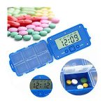 10 Recommendations: Best Pill Boxes with Alarm (Oct  2020): Lightweight and Small Pill box