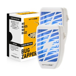 Brison Plug-in Bug Zapper - Best Bug Zapper for Indoors: Just plug and play