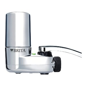 Brita Basic Faucet Water Filter System 35618 - Best Water Filter on Amazon: Best for budget