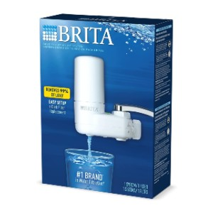 Brita Basic Faucet Water Filter System - Best Water Filter for Home Faucet: Best pocket-friendly pick