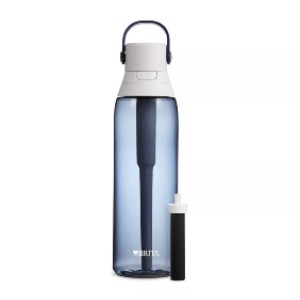 Brita Water Bottle with Water Filter - Best Water Filtration Bottle for Travel: Convenient Way to Stay Hydrated