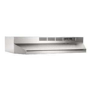 Broan-NuTone 413004 Non-Ducted Ductless Range Hood - Best Range Hoods for Gas Stoves: Keeping the air fresh in style