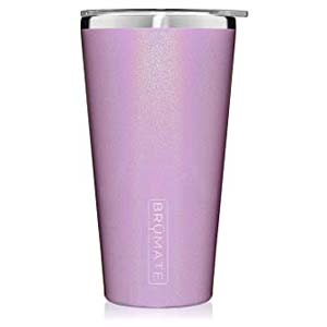 Brümate Imperial Pint Travel & Camping Mug - Best Tumbler for Cold Drinks: Fresh until the last sip