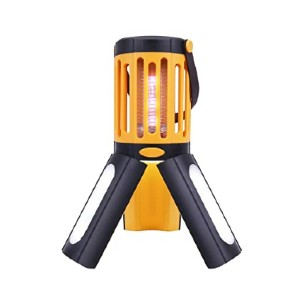 Dolyoalo Electric Camping Lantern  - Best Indoor Bug Zapper for Mosquitoes: Zapper or lantern? Both!