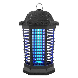 GTOCS Bug Zapper - Best Bug Zapper for Patio: Cleaning is a breeze