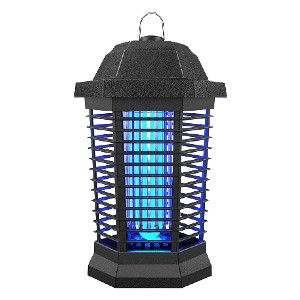 GTOCS  Bug Zapper - Best Bug Zapper on the Market:  Cleaning is a breeze