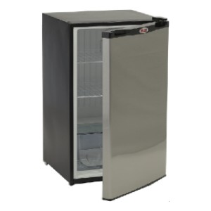Bull Outdoor Products 11001 Front Panel Refrigerator - Best Refrigerator for Basement: Heavy-duty appliance