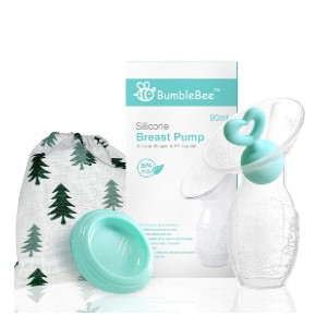 BumbleBee Manual Breast Pump - Best Breast Pump for Induced Lactation: More Lightweight Than Some Normal Manual One