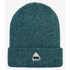 Burton Shenandoah Beanie - Best Beanies for Men: Classic Beanie Fit is Not Too Loose or Too Tight