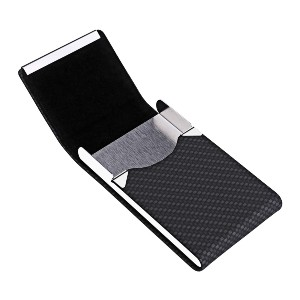 DMFLY Business Card Holder - Best Business Card Holders: Easy to Open