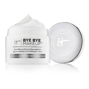 IT Cosmetics Bye Bye Makeup Cleansing Balm - Best Makeup Remover Balms: Clinically Tested Formulas