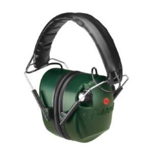 Caldwell E-MAX  - Best Shooting Hearing Protection: Compact Collapsible Design