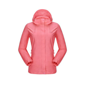 CAMEL CROWN Womens Rain Jacket - Best Raincoats Under $100: Lovely and Applicable For Heavy Rain