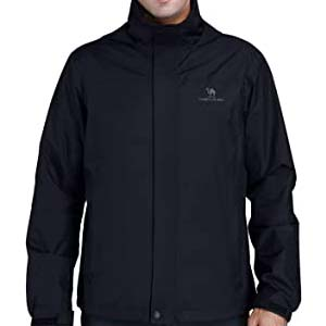 CAMEL CROWN Men's Rain Coat - Best Raincoats for Hiking: Dry as if it never rained