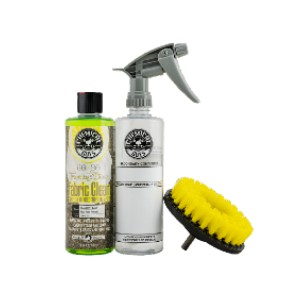 Chemical Guys HOL315 - Best Cleaning Solution for Upholstery: Destroy Odor-Causing Microbes