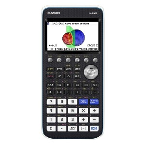 Casio PRIZM FX-CG50 Color Graphing Calculator - Best Graphing Calculator for Engineering: Natural Textbook Display