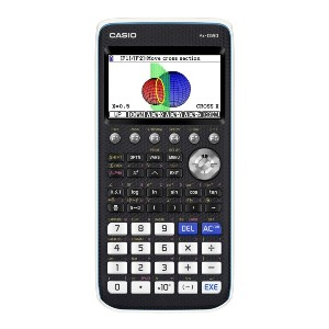 Casio PRIZM FX-CG50 Color Graphing Calculator - Best Graphing Calculator for College: Intuitive Icon-Based Interface.